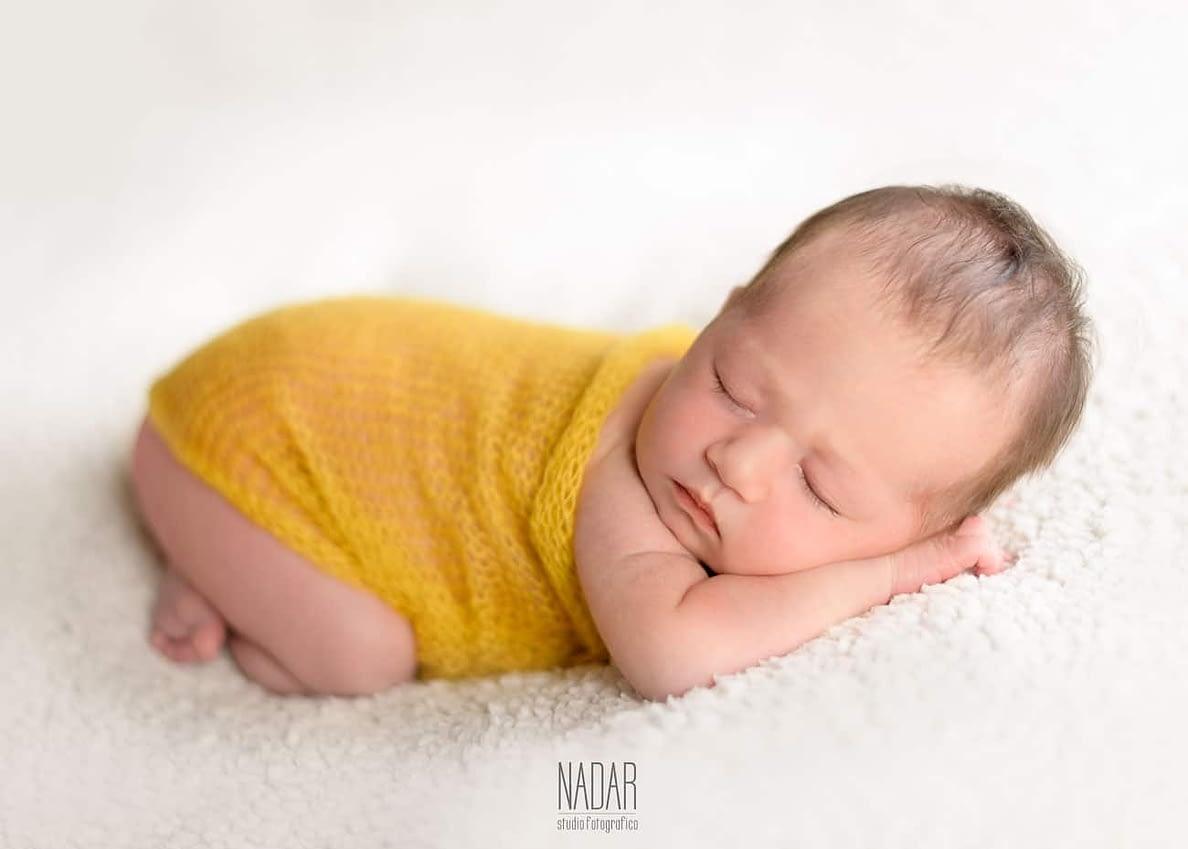 shooting fotografico neonato