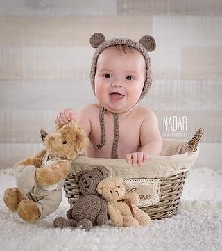 servizio fotografico bebè