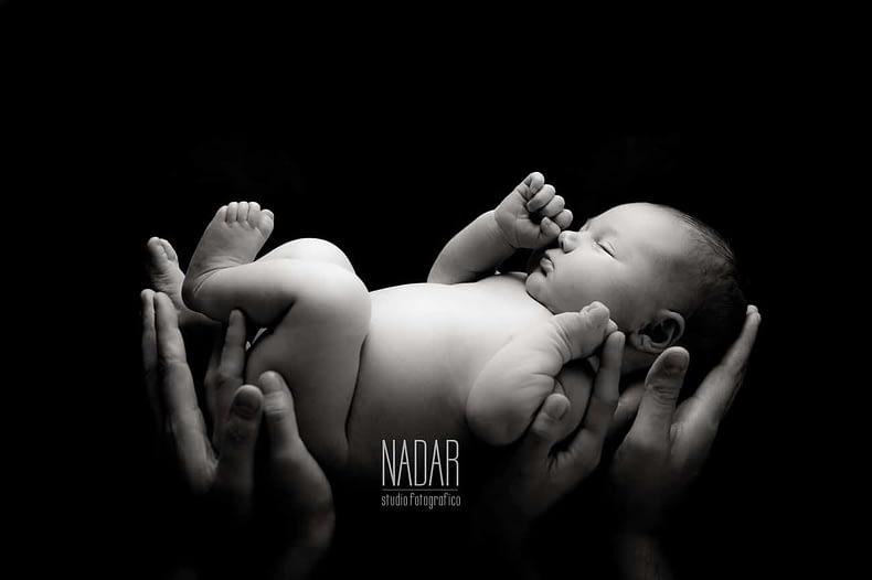 Servizio fotografico neonati Isabel