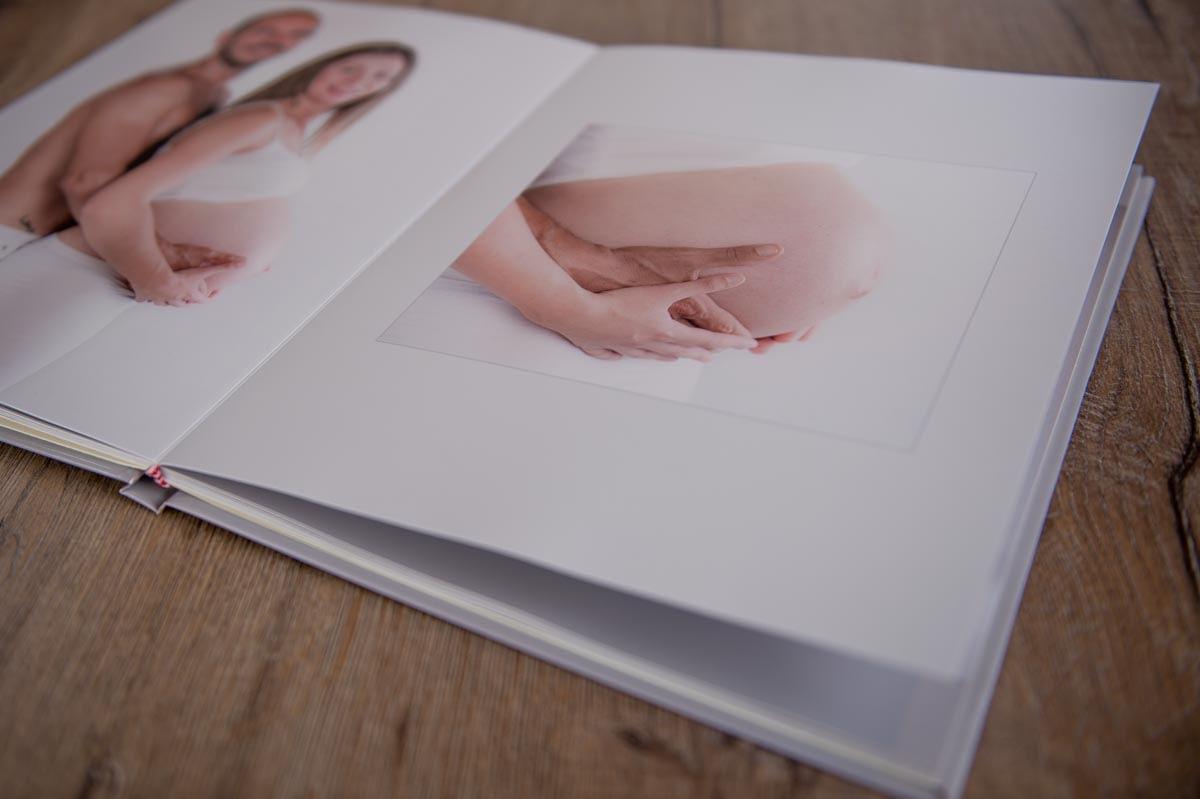 fotolibro gravidanza