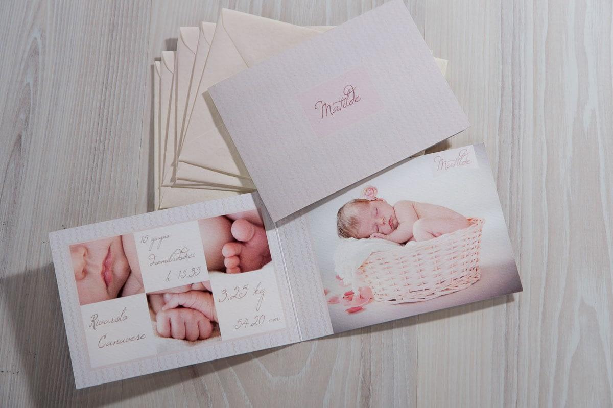 cartoncini nascita
