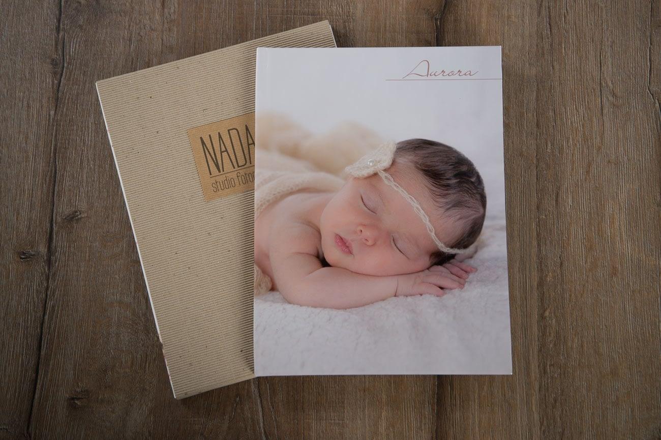 fotolibro neonati