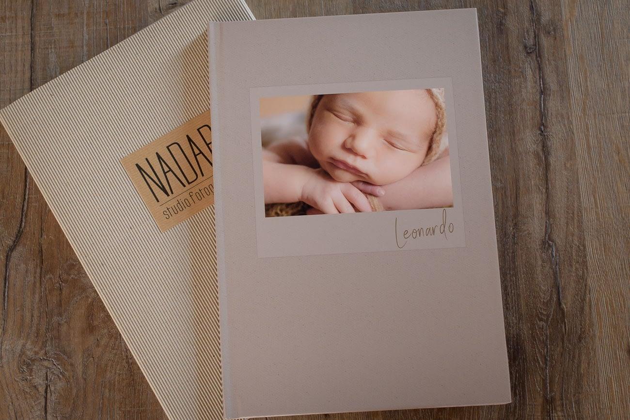 fotolibro newborn